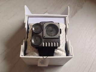 Diesel 3 Zeit Zonen Herren Uhr Armbanduhr Dz7249 Bild