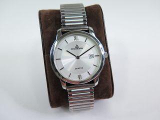 Dugena 1907 Quartz Armbanduhr Bild