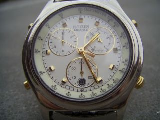 Citizen Hau - Chrono - Retro Bild