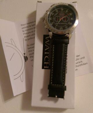 Herren - Armbanduhr Bild