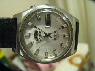 Orient Uhr Herrenuhr Mit Datum Automat 21 Jewels Bild