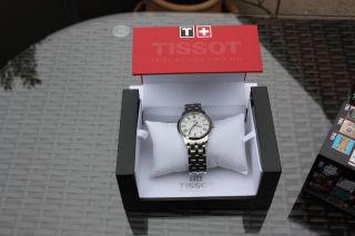 Tissot Classic Dream Gent Saphirglas T0334101101301 Tissot Uhr Herren Bild