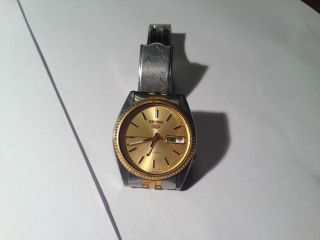 Seiko 5 Automatik Herren Armband Uhr Bild