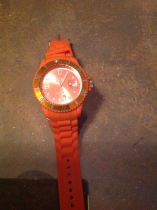 Ice Watch Orange Gross Bild