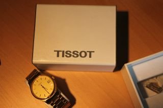 Tissot Automatic Vintage B991 Herrenarmbanduhr / Swiss Made / Glasboden Bild