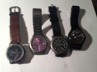 Uhren Sammlung,  Armband Uhren Konvolut,  Herren Armband Uhren Bild