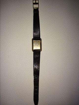 Omega De Ville Damen Armbanduhr Vintage Bild
