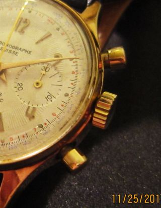 Chronograph Suisse