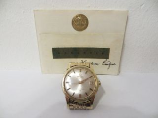 Omega - Constellation - Automatic - Chronometer - Stahl/gold - Papiere - 1967 - Art.  1328 Bild
