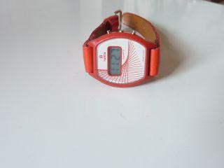 Ruhla Digitale Damenuhr/ Kinderuhr,  Vintage Ddr,  80er Jahre Bild