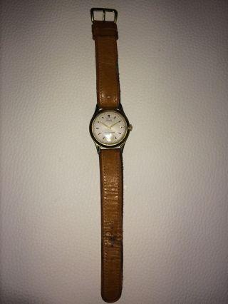 Anker 15 Rubis Armbanduhr Herren Rarität Vintage Bild