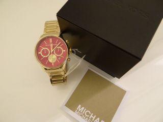 Micheal Kors Mk5909 & Ovp - Ks - Shop - 61 Damenuhr Bild