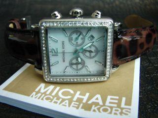 Michael Kors Uhr Damenuhr Chronograph Mk5548 Bild