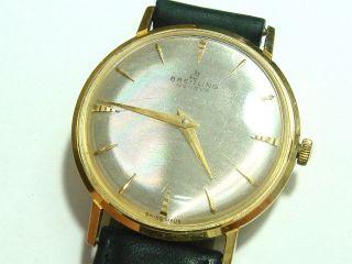 Breitling Geneve 4511 750 Gold Bild
