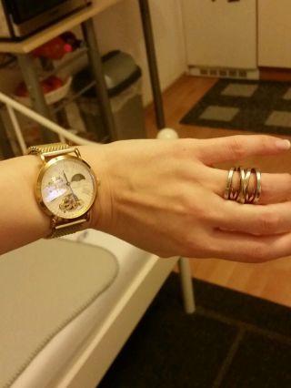 Constantin Weisz Damenuhr Gold Uhr Herrenuhr Automatik Armband Bild