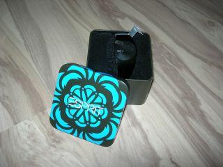 Esprit Armbanduhr Uhr Schwarz Edelstahl Armreif,  Geschenkschachtel Bild