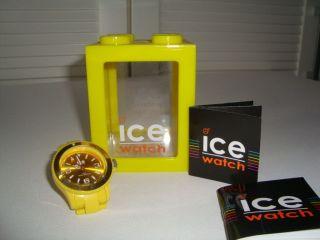 Ice Watch Armbanduhr Gelb Bild