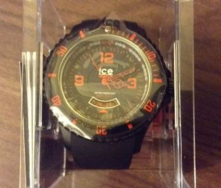 Ice Watch Di.  Br.  Xb.  R.  11 Ice Surf Extra Big Black Red Ovp Bild