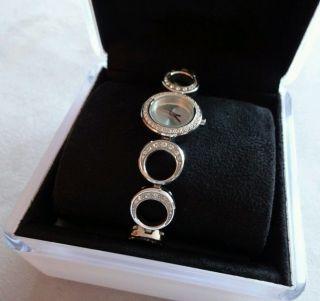 Dkny Donna Karan Damenuhr Armbanduhr Uhr Damen Ovp Batterie Bild