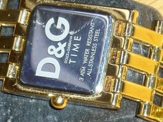 D&g Elegante Damenuhr In Originalverpackung Bild