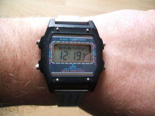 Alte Meister - Anker Alarm Chronograph Herren Armbanduhr Bild