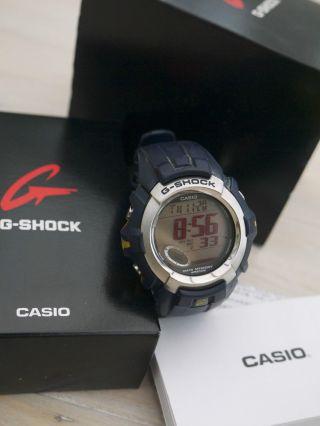 Casio Herrenarmbanduhr G - Shock G - 2900v - 1ver Ovp Bild