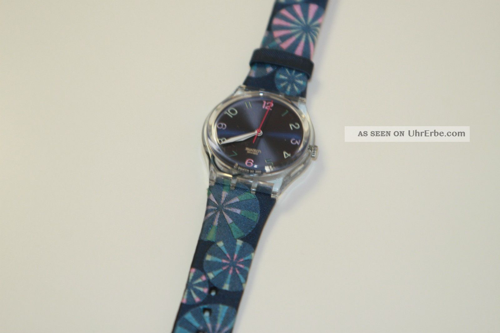 Swatch Armbanduhr Design Armbanduhren Bild