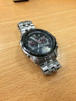 Casio Edifice Eqw - M710db - 1a1er Armbanduhr Für Herren Bild