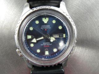Citizen Promaster Automatic Diver´s 200m Bild