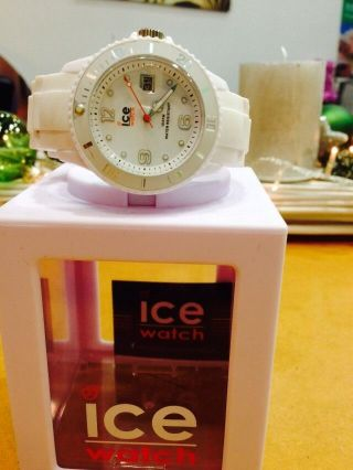 Ice Watch Ice - Forever Armbanduhr Für Unisex (si.  We.  B.  S.  09) Bild