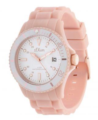 S.  Oliver Damen Armbanduhr Rosa So - 2733 - Pq Bild