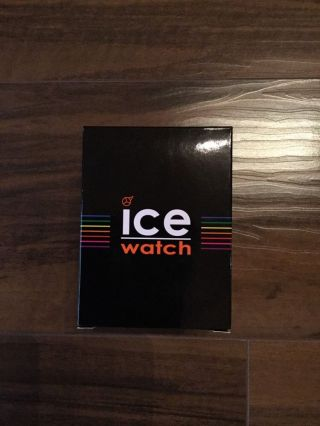 Ice Watch Ice - Surf - Black Red - Extra - Big Für Herren (di.  Br.  Xb.  R.  11) Bild