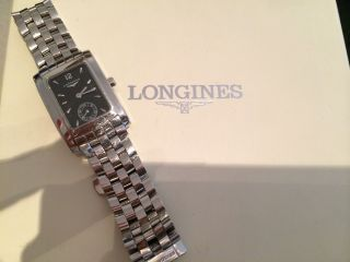 Longines Dolce Vita Unisex Uhr Damenuhr Herrenuhr Np 980€ Bild
