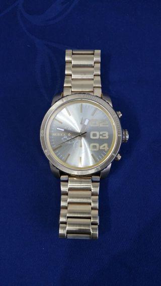 Diesel Gold Unisex Uhr (dz4268) Bild