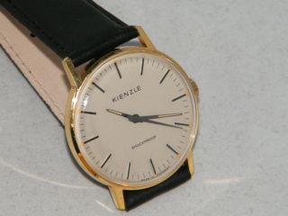 Kienzle,  Feine Herren Armbanduhr Vintage Classic,  Sehr Edel,  Saat,  Uhr,  Watch,  Montre Bild