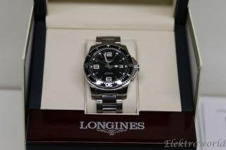 Longines Automatic Herren Uhr Hydro Conquest L3.  642.  4.  56.  6 Watch Wie Garan Bild