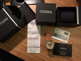 Citizen Promaster Sky Armbanduhr Für Herren (as4020 - 44b) Bild