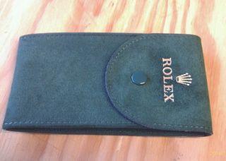 Rolex Service Etui/reiseetui Bild