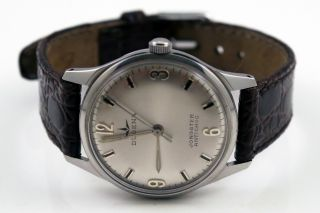 Dugena Jongster Antichoc Mechanic Movement Uhr/watch Top/mint Bild
