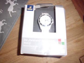 Tcm Tchibo Armbanduhr Für Damen,  Weiß Ovp Bild