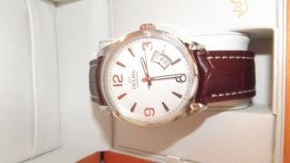 Delma Top Analog Herren Armbanduhr Automatisch,  Eta 2824 Bild