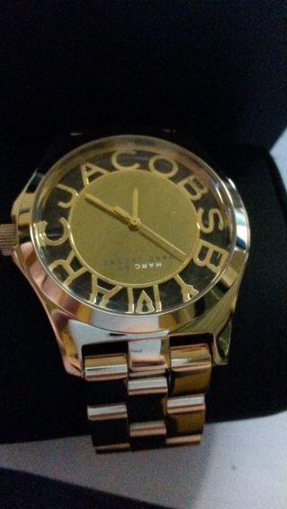 Marc Jacobs Armbanduhr (analog) Bild