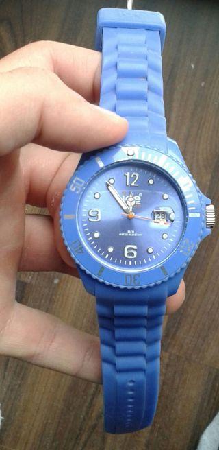 Ice Watch Unisex Uhr Blau/lila Bild