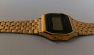 Casio Gold Herren / Unisex Uhr Casio Gold Watch Metal Bild