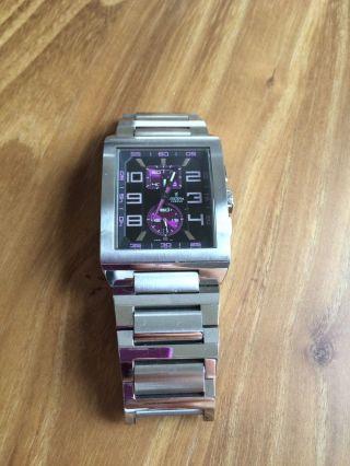 Festina F16190 Trend No.  9 Herren Armband - Uhr Chronograph Bild
