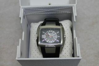 Diesel Armbanduhr Dz1215,  Fs 15,  Leder / Stahl Bild