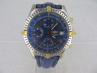 Breitling Ref 13050.  1 Chronomat Ref: 13050.  1 Stahl/gold Bild