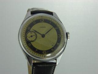Eterna Herren Armbanduhren 1930er Jahren Cal.  467 Rar Bild