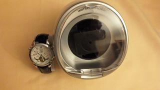 Jaragar Automatikuhr Herrenuhr,  Uhrenbeweger,  Weiß Für Eine Uhr Bild