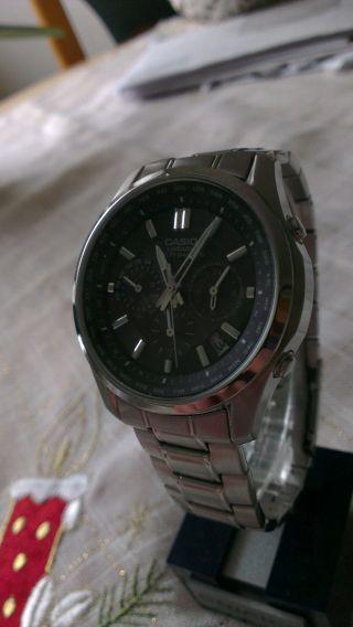 Casio Funk - Solar Uhr Liw - M610d - 1 Bild